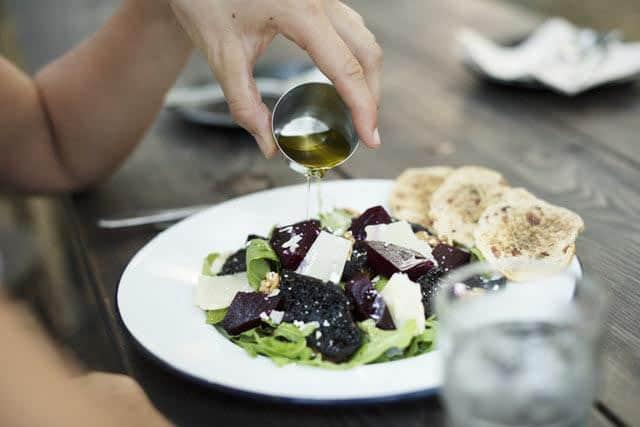 Using CBD Tincture as a Salad Dressing