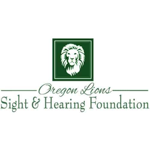 Oregon Lions sight & hearing charity