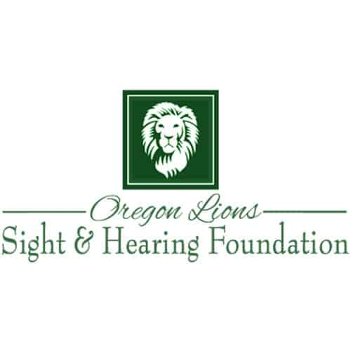 Oregon Lions sight & hearing charity